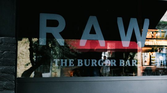 WELCOME TO RAW